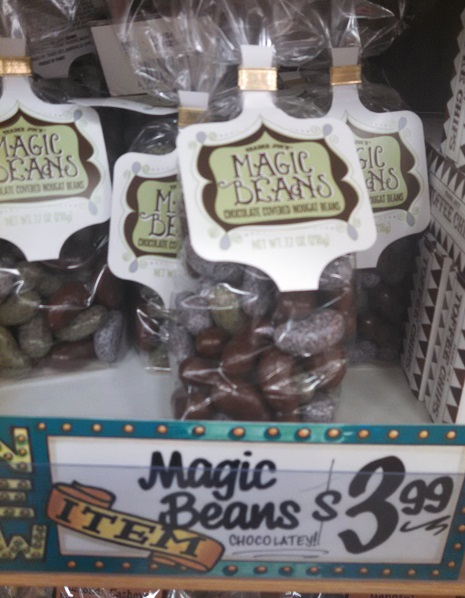Trader Joe's Magic Beans