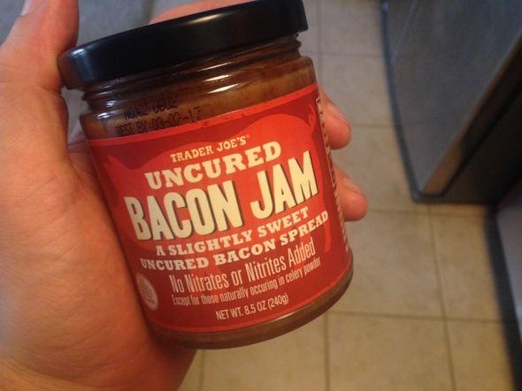 Trader Joe's Bacon Jam